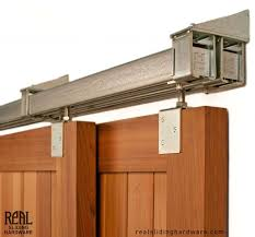 Sliding Barn Doors A Practical Solution For Large Or by Heavy Duty Industrial Bypass Box Rail Barn Door Hardware 600 Lb