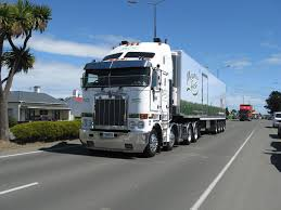 brand new kenworth bill this new zealand operated cab over kenworth k200 twin steer