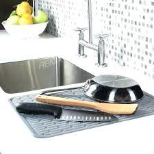 under sink rubber mat kitchen sink rubber mats rudranilbasu me