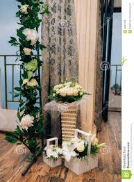 wedding arches inside wedding arch inside restaurants stock photo image 90361422