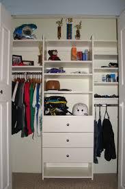 closet hanging rod ideas