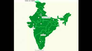 Map Point Map Point Of Indian Cities Youtube