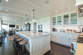 Marble Kitchen Countertops by Interior Stunning Kitchen Designs With Carrera Marble Kitchen