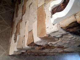 Kitchen Stone Backsplash Interior Modern Natural Kitchen Stone Backsplash Design That Can