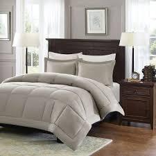 brown comforters target