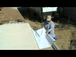 Caravan Pull Out Awnings How To Remove And Install Your New Replacement Slide Out Awning