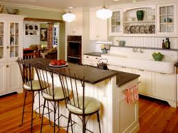 interior kitchens living room style kitchens hgtv