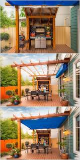 Roof Pergola Next Summers Project Beautiful Patio Roof Beautiful by 15 Cool Ways To Design A Barbecue Grill Area Grill Area