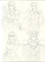 zagato magic knight rayearth pencil jinxed