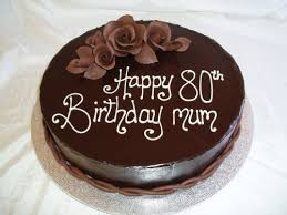 birthday cake ideas for mom my mother turned 80 yesterday and in