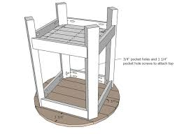 Patio End Table Plans Free by Best 25 Round End Tables Ideas On Pinterest Wood End Tables