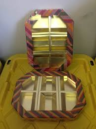 fruit boxes traditional empty fruits boxes w 6 compartments empty gift