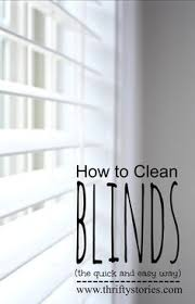 How Do You Clean Vertical Blinds The Best Way To Wash Blinds Bathtubs And Organizing