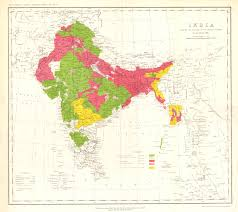 India Maps by Survey Of India Report Maps