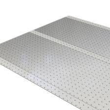 es robbins clear 36 in x 20 ft vinyl ribbed rug runner 184016