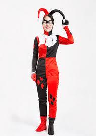 Harley Quinn Halloween Costume Aliexpress Buy Newest Fantasia Harleyquinn Classic
