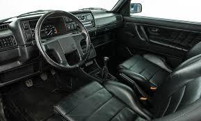 Golf Gti Mk2 Interior 1991 Volkswagen Golf G60 German Cars For Sale Blog