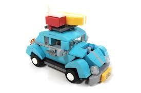 lego volkswagen mini lego ideas vw beetle mini scale