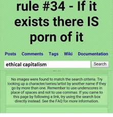 Rule 34 Memes - rule 34 ethical capitalism latestagecapitalism