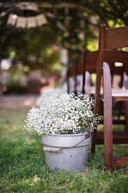 Backyard Wedding Centerpiece Ideas Backyard Wedding Ideas Baby S Breath Wedding Decor Deer Pearl