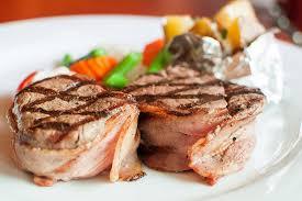 cuisine steak chokchai steak house ประสานม ตรพลาซ า