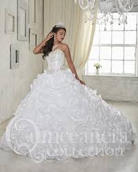 quinceanera dresses white beautiful white quinceanera dresses with 2017 floral ruffles