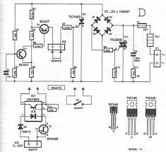 240v to 110v ac inverter electronic circuit
