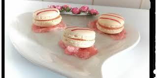 cuisine barbapapa macarons saveur barbapapa facile et pas cher recette sur