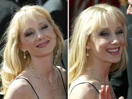 anne heche hairstyle long blonde hair instead of short