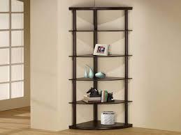 corner bookcase designs for nice interior design
