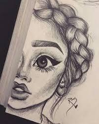 profile face by dashinvaine deviantart com pencil tutorials