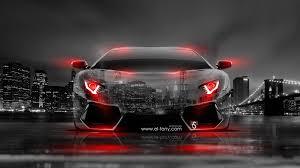Lamborghini Aventador Orange - lamborghini aventador front crystal city car 2014 el tony