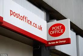 bureau de changes post office is heading for extinction as 600 more cuts are