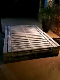 Pallet Bed For Sale Double Bed In Lismore Region Nsw Beds Gumtree Australia Free