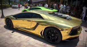 gold lamborghini aventador miami lamborghini dealer unveils gold wrapped aventador