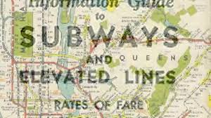 Subway Nyc Map Nyc Subway Maps Youtube