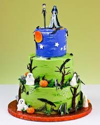 Halloween Wedding Cake by Halloween Wedding Cakes Archives Cake Design And Cookies