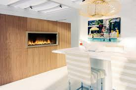 fire line automatic 3 advanced ethanol fireplace planika