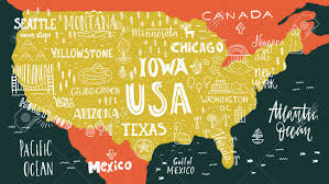 Map Of Usa Attractions by Seattle Sightseeing Map Race Across Usa Business Insider Audi Fis