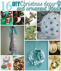 home decor 16 diy christmas decor and ornament ideas frugal mom eh