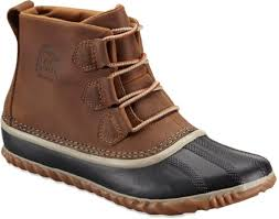 womens boots rei sorel out n about leather boots s rei com