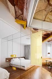 renovation transforms traditional barcelona apartment into house
