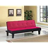 amazon com pink sofas u0026 couches living room furniture home