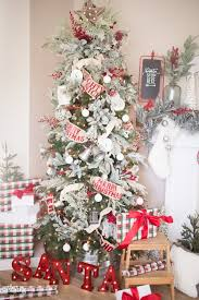 White Christmas Tree Decorated 1319 Best Holiday Décor U0026 Diy Images On Pinterest
