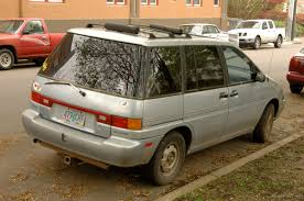 Nissan Altima 1990 - 1990 nissan axxess minivan specifications pictures prices