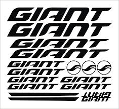 fox motocross stickers aliexpress com buy new 2016 giant brand reflective decals