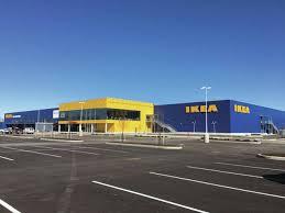 ikea parking lot columbus ikea to open june 7 sunbury news