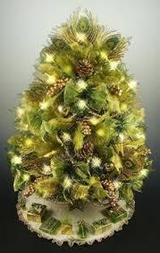Pre Lit Mini Christmas Tree - artificial christmas tree silver tree prelit funky silver