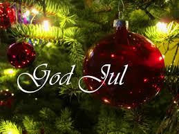 god jul u2013 merry christmas semiswede