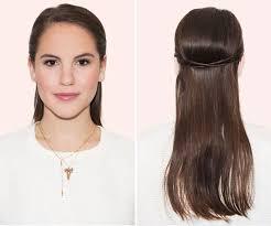 Frisuren F Lange Haare In 5 Minuten by Look In 5 Minuten 6 Notfall Frisuren Für Ungewaschene Haare